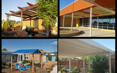 Cover the Patio