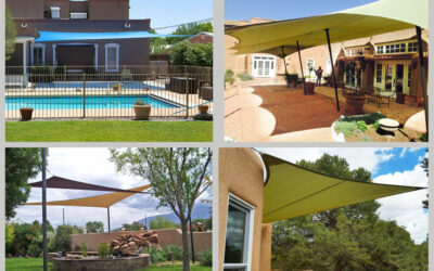 The Art of Shade Sails